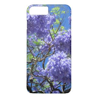 Jacaranda Tree iPhone 8 Plus/7 Plus Case