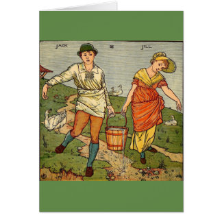 Jack and Jill, Card