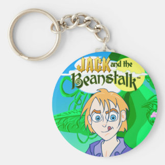 Jack and the Beanstalk™ Keychain
