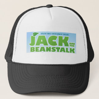 Jack and the Beanstalk logo Trucker Hat