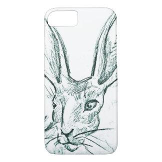 Jack Bunny Sketch iPhone 8/7 Case