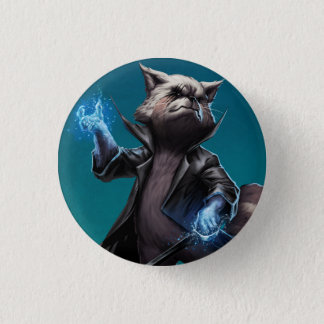 Jack Frost 3 Cm Round Badge