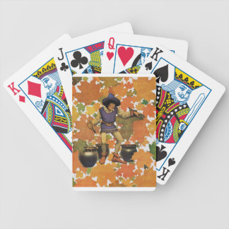 Jack Frost Bicycle Playing Cards