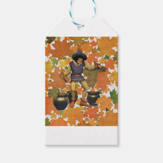 Jack Frost Gift Tags