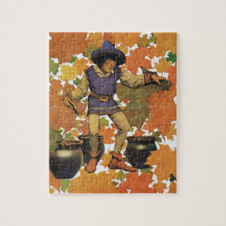 Jack Frost Jigsaw Puzzle
