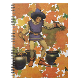 Jack Frost Notebook