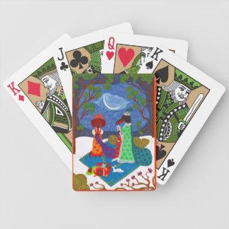 Jack Frost Poker Deck