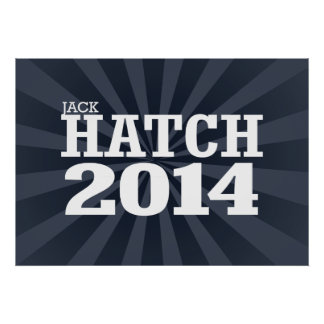 JACK HATCH 2014 POSTERS