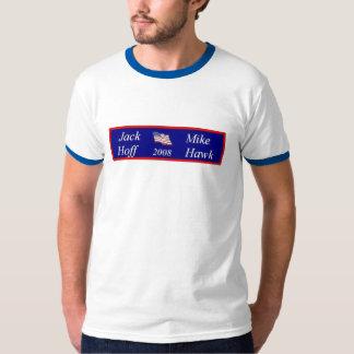 jack hoff mike hawk 2008 T-Shirt