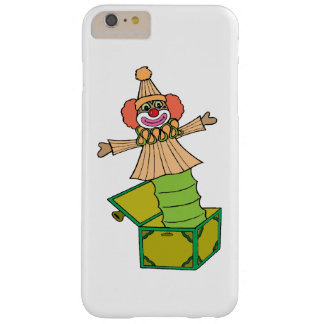 Jack in a Box Barely There iPhone 6 Plus Case