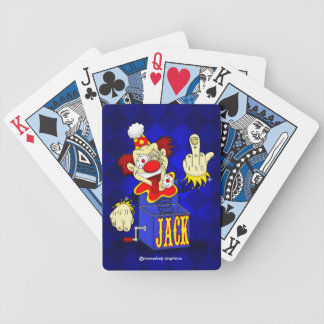 Jack in the Box Playing Cards