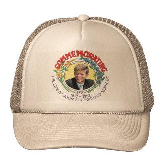 Jack Kennedy Commemoration Hats