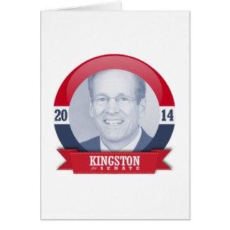 JACK KINGSTON CAMPAIGN CARDS