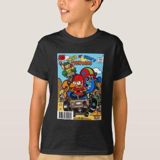 JACK N BEAN COMIC BOOK T-Shirt