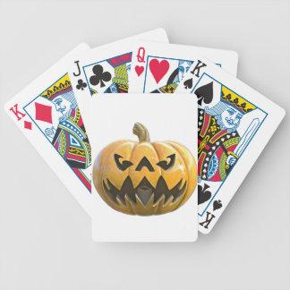 Jack O Lantern 1 Poker Deck