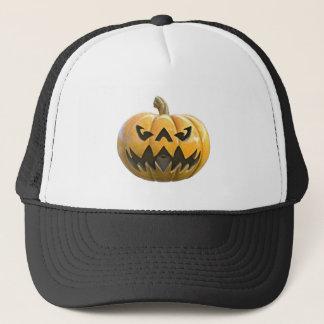 Jack O Lantern 1 Trucker Hat