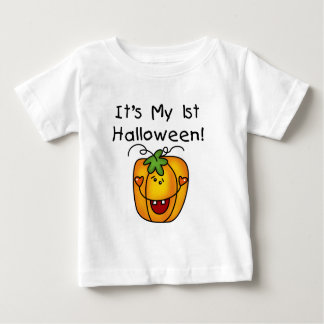 Jack O Lantern 1st Halloween T-shirts and Gifts