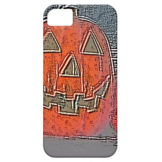 Jack-O Lantern Barely There iPhone 5 Case