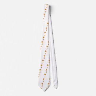 Jack-O-Lantern Broom Tie