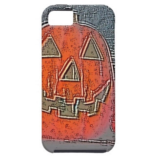 Jack-O Lantern Case For The iPhone 5