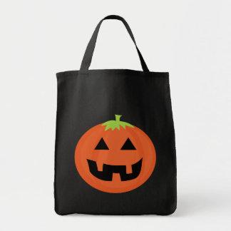 Jack o' Lantern Halloween Bag