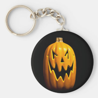 Jack O Lantern keychain