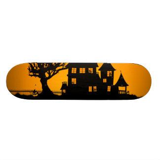 Jack O Lantern Manor Skate Board Decks