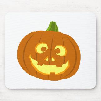 Jack-o-lantern Mousepad