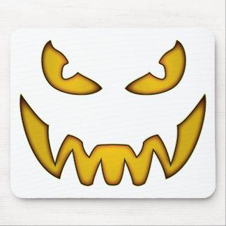 jack-o-lantern mousepads