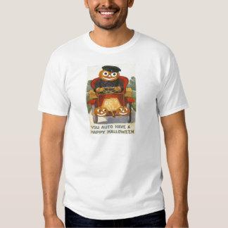 Jack O Lantern Pumpkin Car Oct 31st Shirts