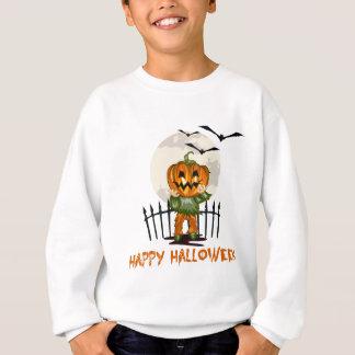 Jack o Lantern Scarecrow Sweatshirt