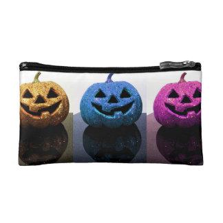 Jack-o'-lanterns Cosmetic Bag