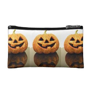 Jack-o'-lanterns Cosmetics Bags