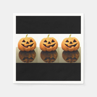 Jack-o'-lanterns Disposable Napkin