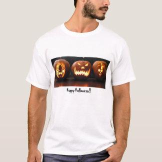 Jack-o-lanterns, Happy Halloween!! T-Shirt