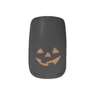 Jack-o'-lanterns Nail Art