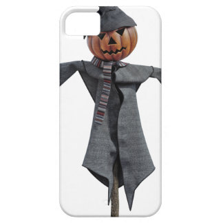 Jack O Scarecrow Barely There iPhone 5 Case