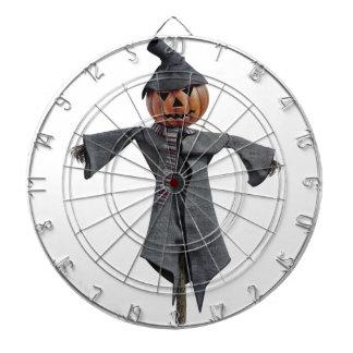 Jack O Scarecrow Dartboard