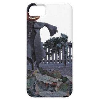 Jack O Scarecrow in a Pumpkin Patch iPhone 5 Cases