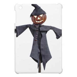 Jack O Scarecrow with Bright Eyes iPad Mini Cover