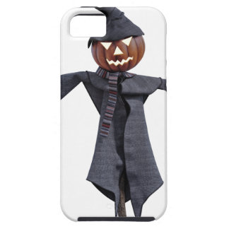 Jack O Scarecrow with Bright Eyes Tough iPhone 5 Case