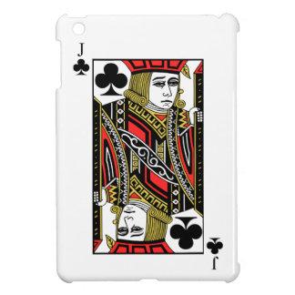 Jack of Clubs iPad Mini Cover