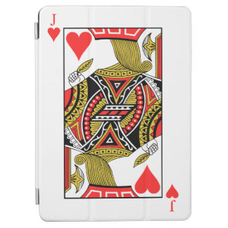 Jack of Hearts - Add Your Image iPad Air Cover