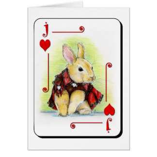 Jack of Hearts Card