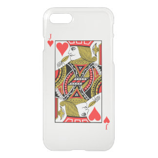 Jack of Hearts iPhone 7 Case
