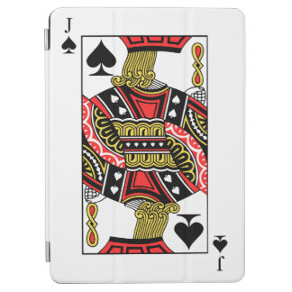 Jack of Spades - Add Your Image iPad Air Cover
