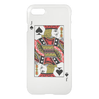 Jack of Spades iPhone 7 Case