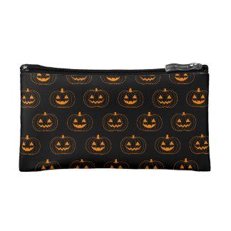 Jack O'Lantern Cosmetic Bag