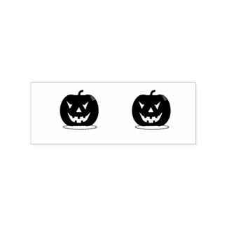 Jack o'lantern Halloween Thunder_Cove Rubber Stamp