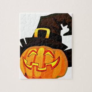 Jack O'Lantern Jigsaw Puzzle